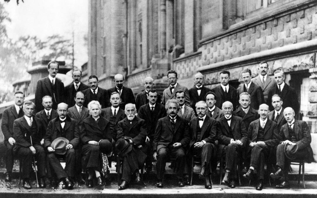 Einstein i Skłodowska – dzieje przyjaźni dwojga geniuszy