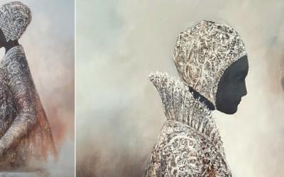 Malarstwo Danki Jaworskiej w Galerii M Odwach we Wrocławiu